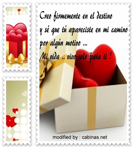 Top Mensajes De Amor Para Mi Novio Cositas Romanticas Para Decir