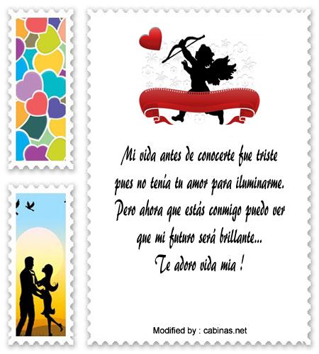 Mensajes Largos De Amor Para Novios Frases De Amor Para Enamorados
