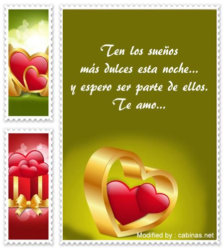 Mensajes Y Frases De Buenas Noches Para Mi Amor Frases Romanticas De