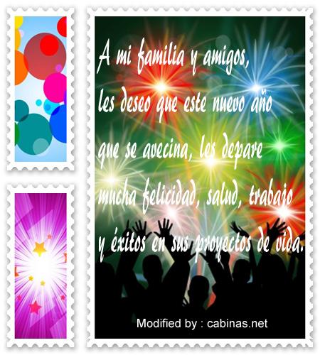 Mensajes de feliz a o nuevo gratis saludos de ano nuevo - Mensajes bonitos de navidad y ano nuevo ...