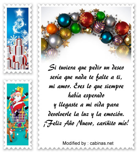 Descargar Mensajes De Feliz Año Nuevobuscar Bonitos Saludos