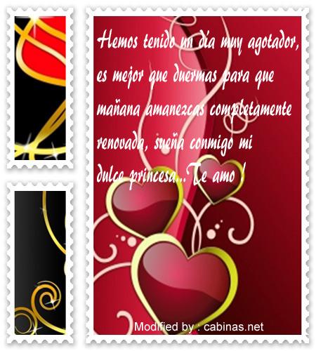 Buscar Mensajes Bonitos De Buenas Noches Para Celular Textos De