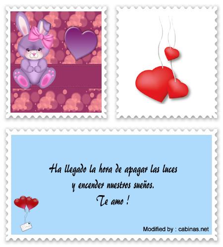 Descargar Mensajes De Buenas Noches Con Mucho Amor Sms Dulces
