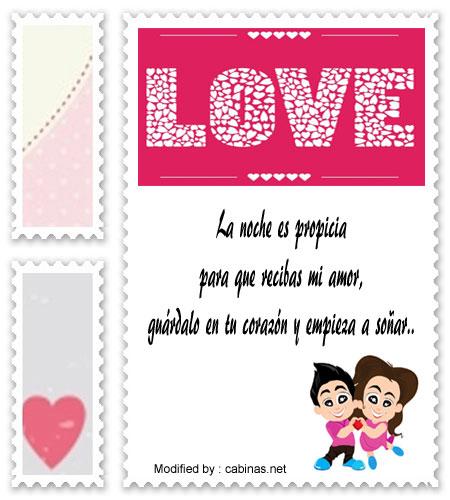 Mensajes De Buenas Noches Originales Para Mi Amor Frases De Buenas
