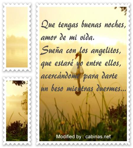 Sms De Buenas Noches Con Amor Para Enviar Textos De Buenas Noches