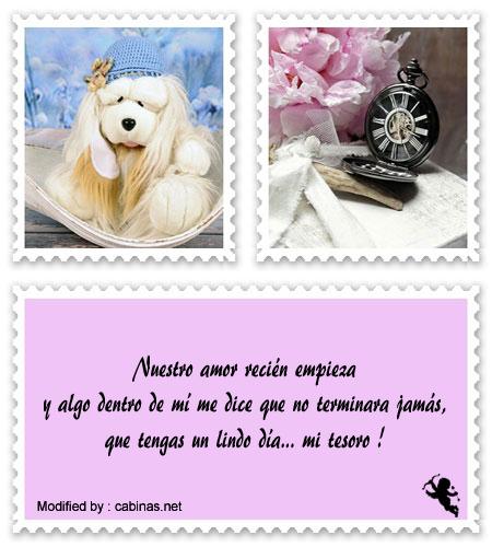 Bonitos Mensajes De Buenos Dias A Mi Novia Sms De Buenos Dias