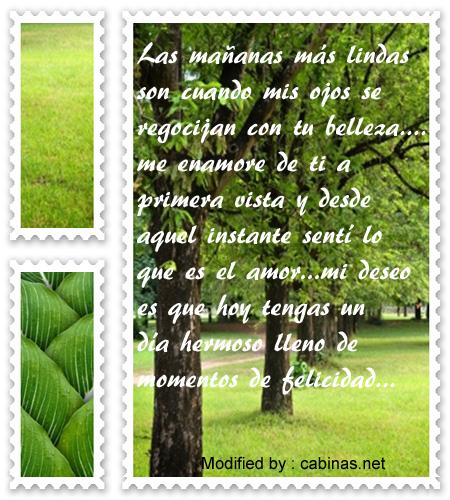 Descargar Bonitos Versos De Buenos Dias Para Alguien Especial