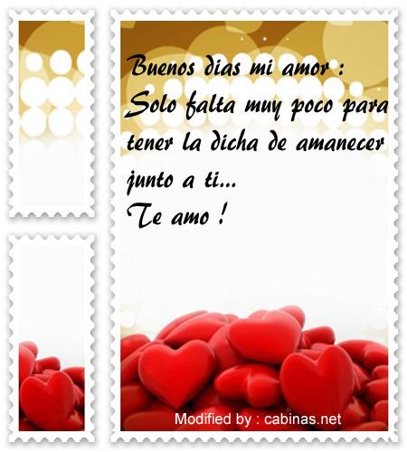 Buscar Imagenes De Buenos Dias Mi Amor Imagui