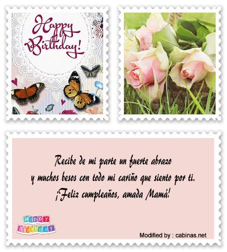 Los Mejores Mensajes De Feliz Cumpleaños Para Mi Mamà