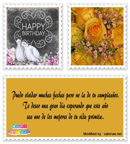 Mensajes Bontos De Feliz Cumpleaños Para Mi Primo