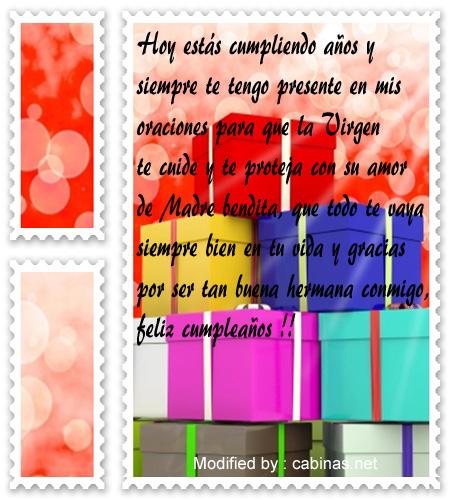Frases De Feliz Cumpleanos Para Mi Hermanita Saludos De Feliz