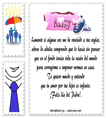 Nuevos mensajes por el dia del padre enviar saludos dia - Pasos a seguir para echar a tu hijo de casa ...
