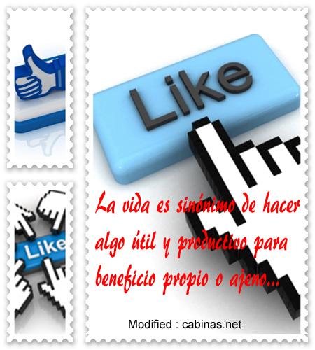 Las Mejores Frases De La Vida Para Facebook Pensamientos De De La