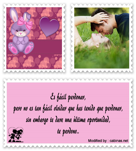 Mensajes De Amor Para Pedir Perdon Mensajes Cortos De