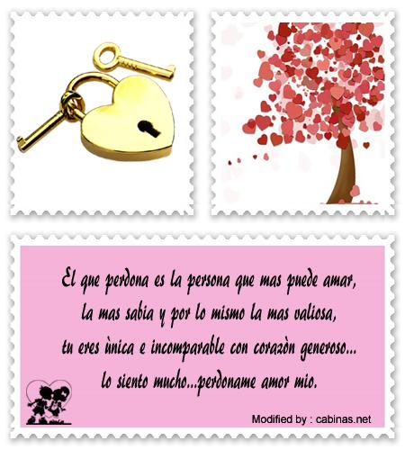 Mensajes De Amor Para Pedir Perdon Mensajes Cortos De Perdon Y