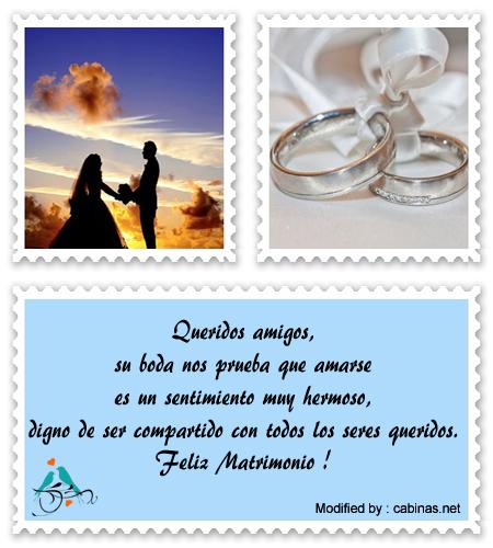 Felicitaciones Por Casamiento Frases Y Mensajes De Feliz Matrimonio Buenos Deseos Para Matrimonio De Amigo