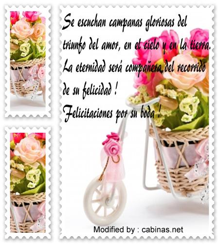Mensajes Para Matrimonio Catolico : Enviar bonitos saludos por bodas descargar