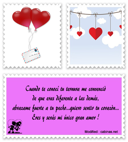 Top Pensamientos De Amor Para Mi Novia Frases De Amor Para Novios
