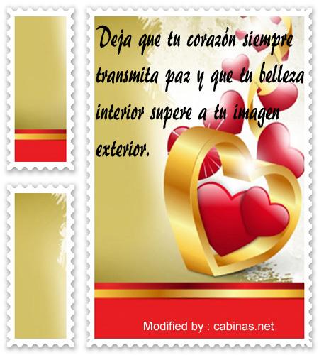 Mensajes Bonitos Sobre El Amor Pensamientos De Amor Frases
