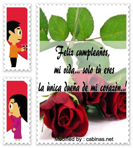Buscar Bonitos Mensajes De Feliz Cumpleaños Gratisenviar