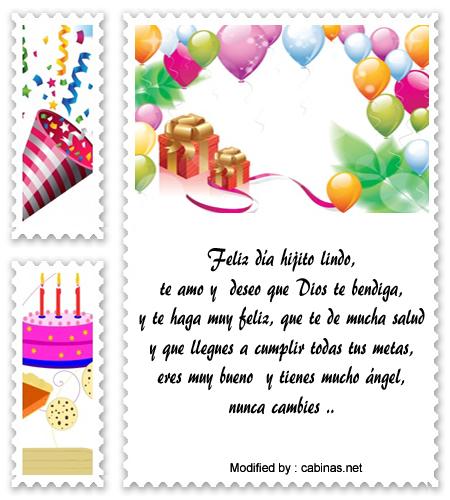 Saludos De Feliz Cumpleaños Para Celular |Mensajitos De