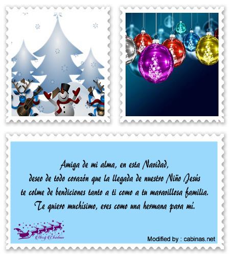 Saludos Bonitos De Navidad Para Enviar Por Correomensajes Y