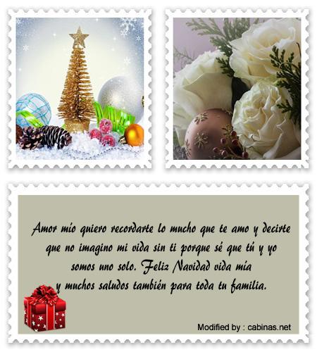 Saludos Bonitos De Navidad Para Enviar Por Correo Mensajes Y Frases