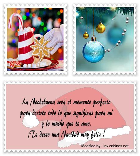 Top Mensajes De Navidad Para Mi Amor Frases De Feliz