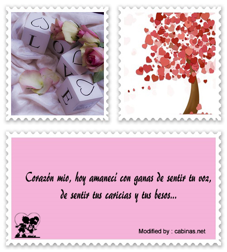 Aqui Bonitos Mensajes De Amor Para Mi Novio Frases Largas
