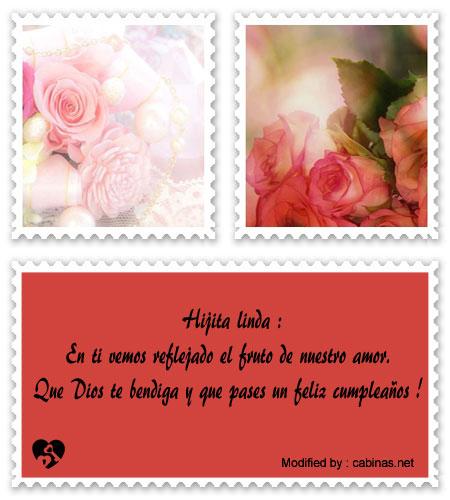 Mensajes De Amor Cumpleanos Hija Descargar Frases Cumpleanos Para