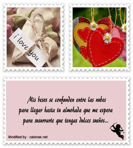 Mensajitos De Buenas Noches Para Mi Amor Frases Bonitas De Buenas