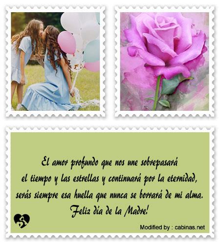 Mensajes De Amor Para Dia De La Madre Originales Saludos Para Dia