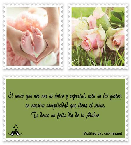 Mensajes De Amor Para Dia De La Madre Originales Saludos